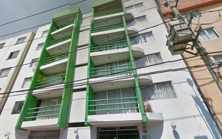 Foto de departamento en venta en  000, anahuac i sección, miguel hidalgo, distrito federal, 2031746 No. 01