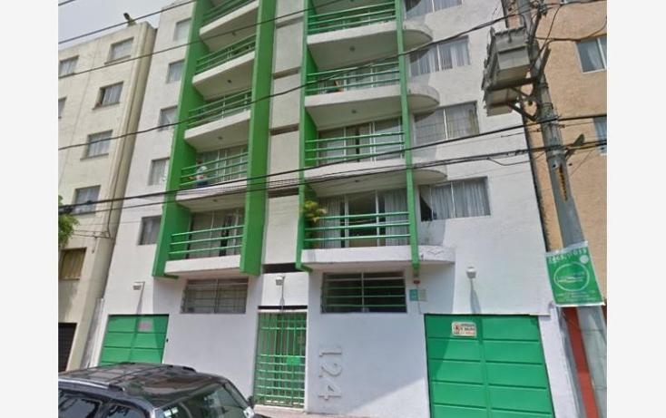 Foto de departamento en venta en  000, anahuac i sección, miguel hidalgo, distrito federal, 2031746 No. 03