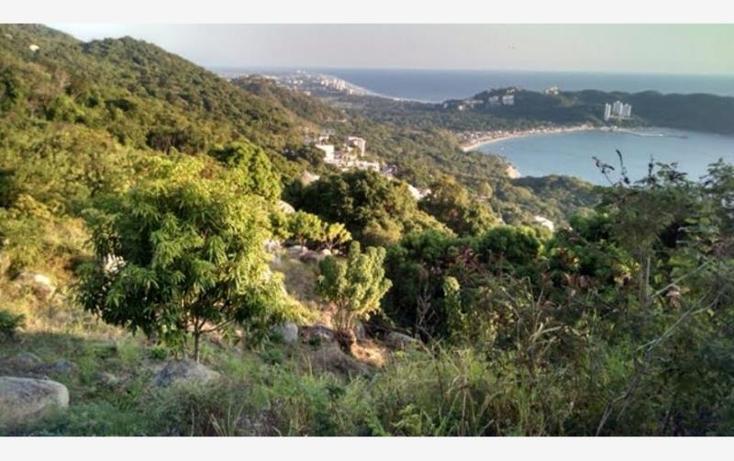 Foto de terreno habitacional en venta en  000, brisas del mar, acapulco de juárez, guerrero, 1326397 No. 01