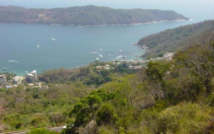Foto de terreno habitacional en venta en  000, brisas del mar, acapulco de juárez, guerrero, 1326397 No. 06