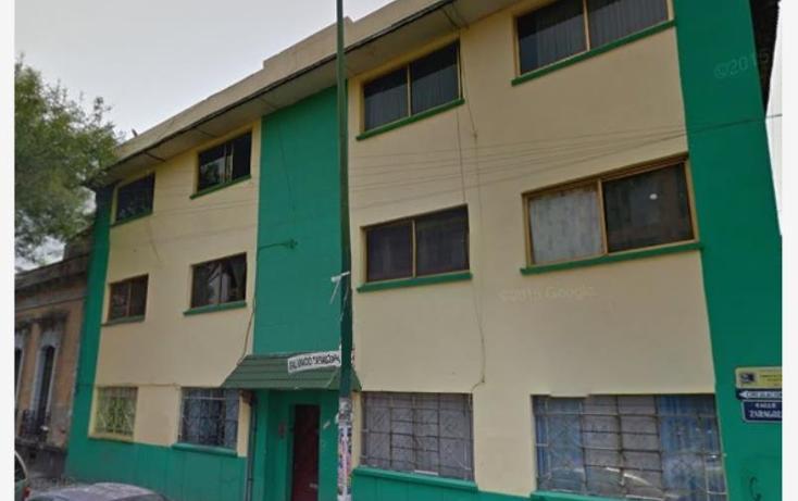 Foto de departamento en venta en  000, buenavista, cuauhtémoc, distrito federal, 1381721 No. 01