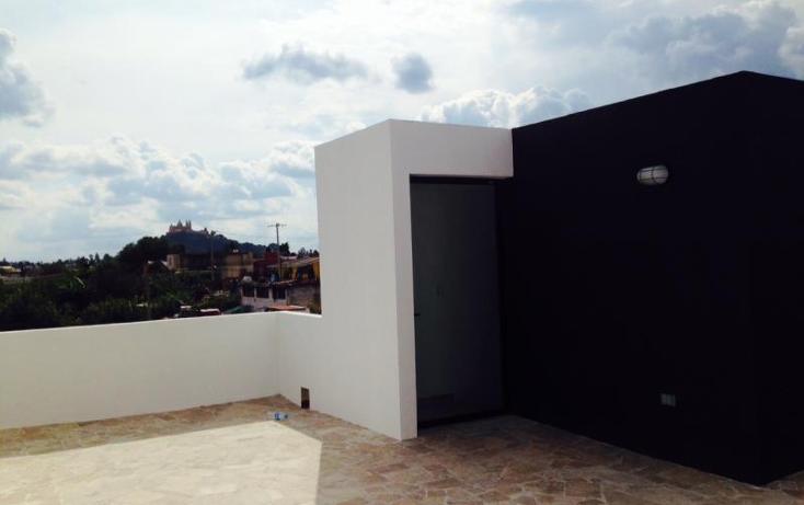 Foto de casa en venta en  000, cholula, san pedro cholula, puebla, 1387921 No. 06