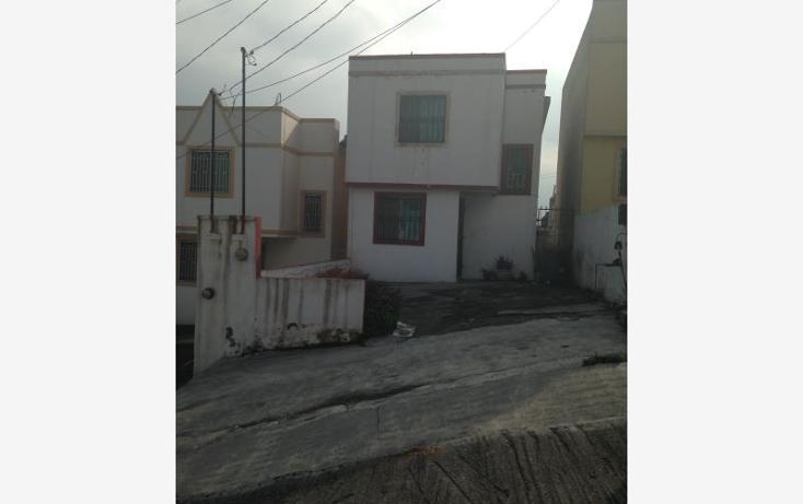 Foto de casa en venta en  000, colinas de valle verde, monterrey, nuevo león, 1453953 No. 01