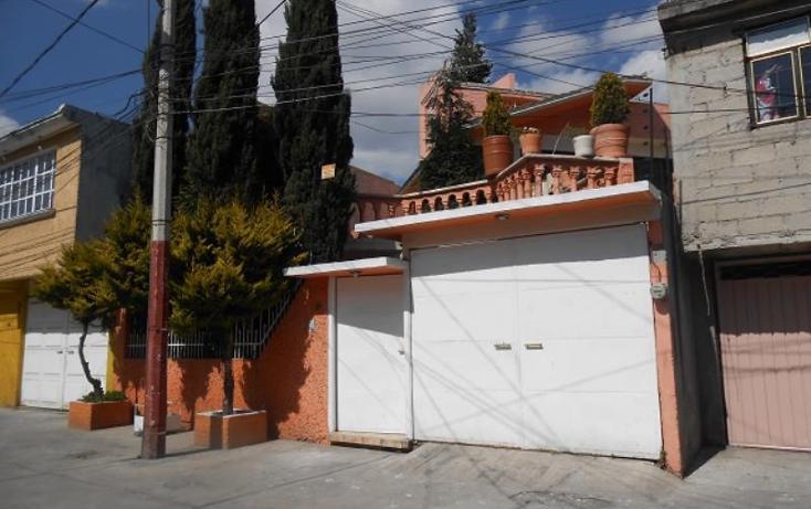 Foto de casa en venta en  000, del parque, toluca, méxico, 1331545 No. 02