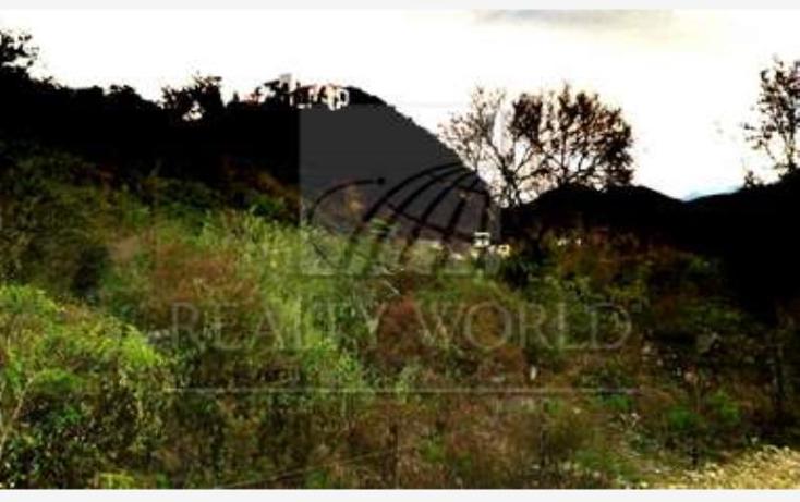 Foto de terreno habitacional en venta en  000, el barro, monterrey, nuevo león, 375231 No. 01