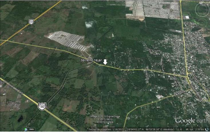 Foto de terreno habitacional en venta en insurgentes 000, el tejar, medellín, veracruz de ignacio de la llave, 1606992 No. 04