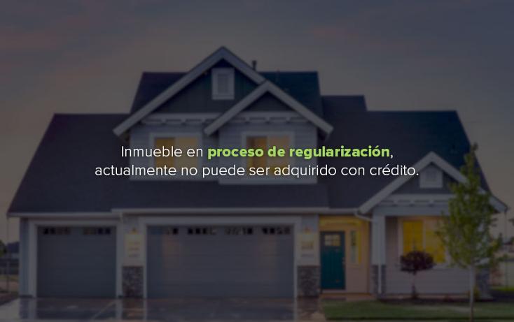 Foto de casa en venta en  000, gabriel hernández, gustavo a. madero, distrito federal, 1567940 No. 01