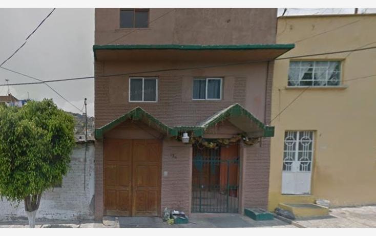 Foto de casa en venta en  000, gabriel hernández, gustavo a. madero, distrito federal, 1567940 No. 02