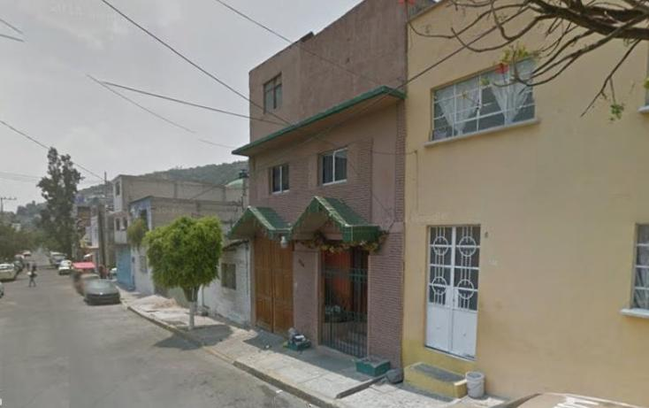 Foto de casa en venta en  000, gabriel hernández, gustavo a. madero, distrito federal, 1567940 No. 03