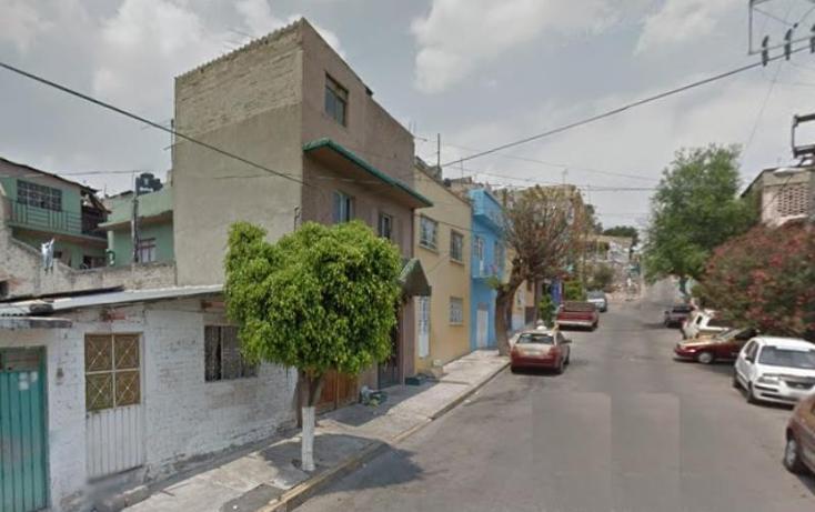 Foto de casa en venta en  000, gabriel hernández, gustavo a. madero, distrito federal, 1567940 No. 04