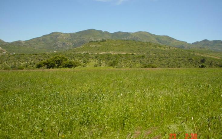 Foto de terreno comercial en venta en  000, gral. ignacio zaragoza, jes?s mar?a, aguascalientes, 787667 No. 01