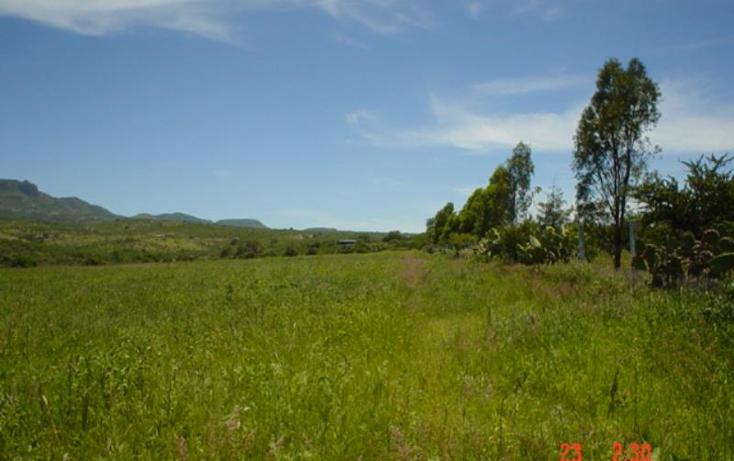 Foto de terreno comercial en venta en  000, gral. ignacio zaragoza, jes?s mar?a, aguascalientes, 787667 No. 02