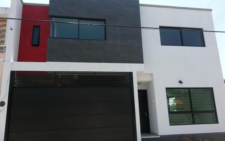 Foto de casa en venta en  000, infonavit el morro, boca del río, veracruz de ignacio de la llave, 752159 No. 01