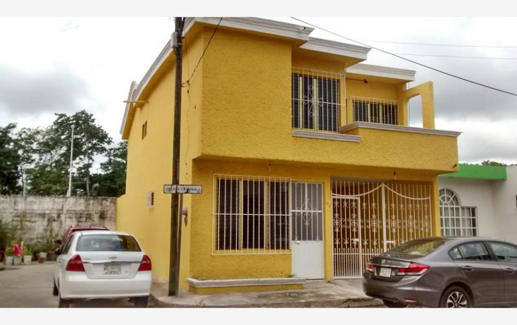 Foto de casa en venta en  000, jardines del sol, centro, tabasco, 1581374 No. 01