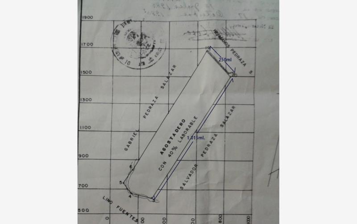 Foto de terreno industrial en venta en  000, la caja, comala, colima, 522788 No. 01