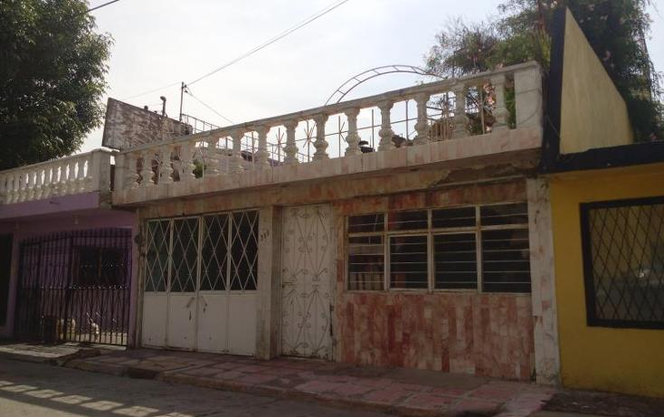 Foto de casa en venta en  000, la florida, ecatepec de morelos, méxico, 1632714 No. 01