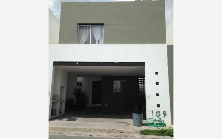 Foto de casa en venta en  000, maya, guadalupe, nuevo león, 783813 No. 01