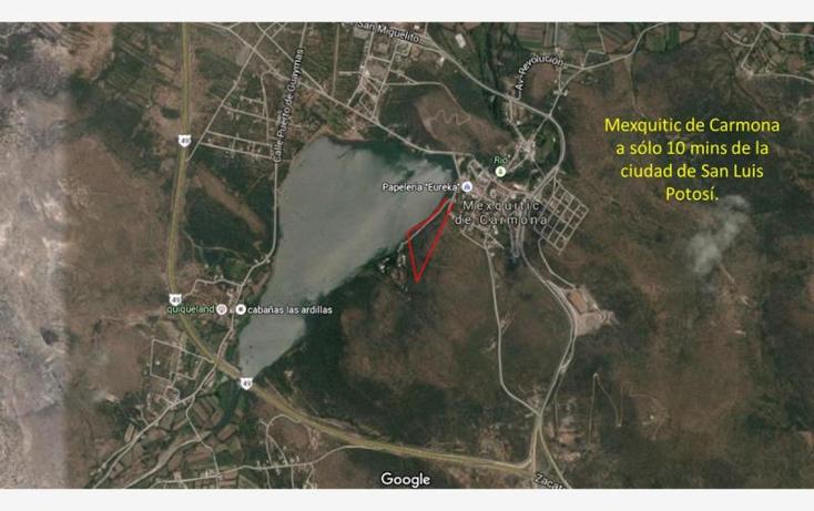 Foto de terreno comercial en venta en  000, mexquitic, mexquitic de carmona, san luis potosí, 1667396 No. 02