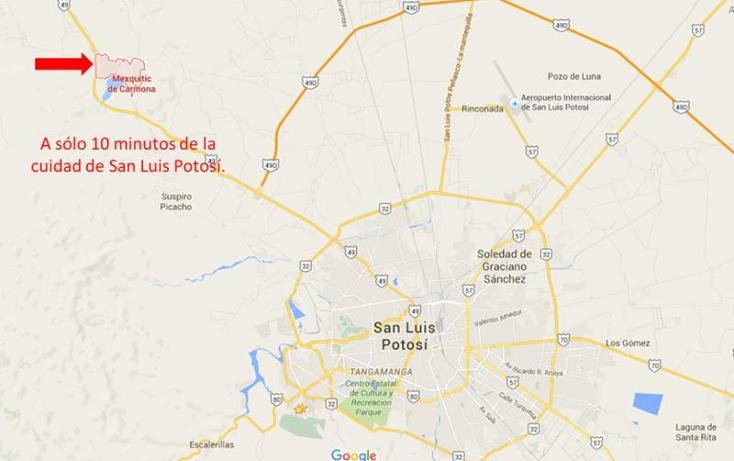 Foto de terreno comercial en venta en  000, mexquitic, mexquitic de carmona, san luis potosí, 1667396 No. 03