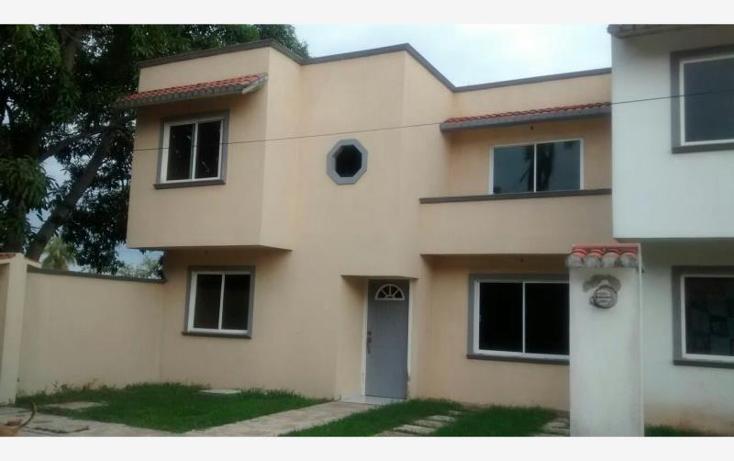 Foto de casa en venta en  000, miguel hidalgo, centro, tabasco, 1581044 No. 01