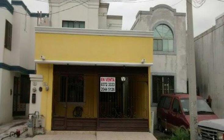 Foto de casa en venta en  000, miravista i, general escobedo, nuevo león, 2806721 No. 01