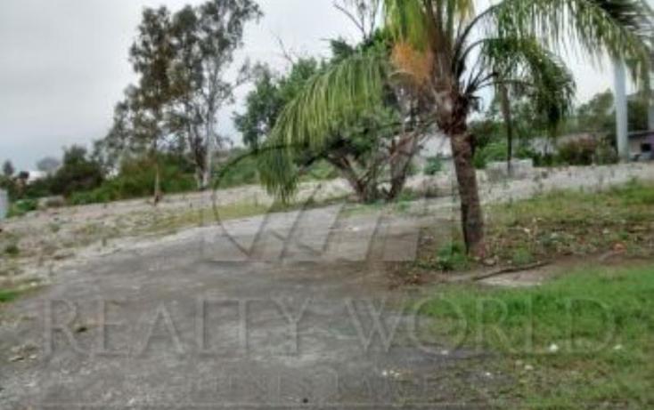 Foto de terreno habitacional en venta en  000, paseo de guadalupe, guadalupe, nuevo león, 1000133 No. 01