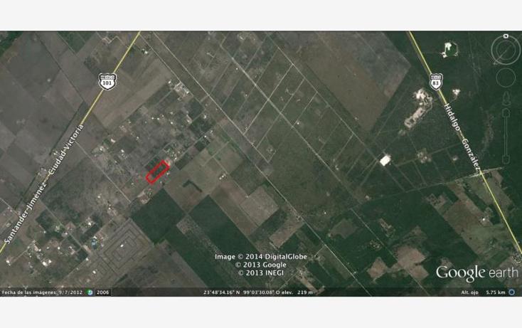 Foto de terreno habitacional en venta en  000, paseo de los olivos, victoria, tamaulipas, 469703 No. 01