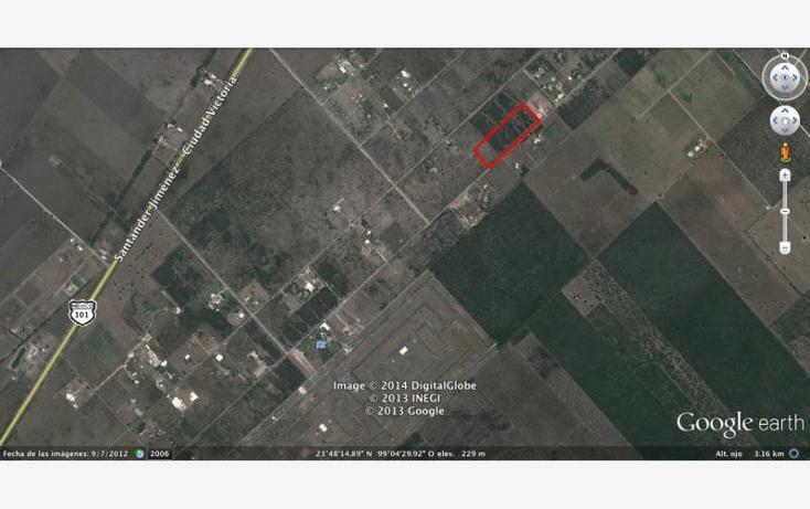 Foto de terreno habitacional en venta en  000, paseo de los olivos, victoria, tamaulipas, 469703 No. 02
