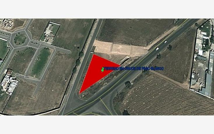 Foto de terreno comercial en venta en  000, paso blanco, jesús maría, aguascalientes, 966247 No. 01