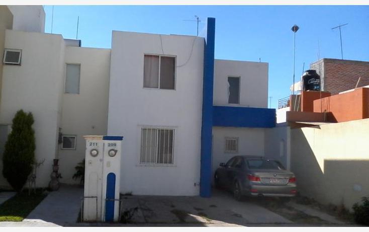 Foto de casa en venta en arco de chichimeco 000, paso de argenta, jesús maría, aguascalientes, 2840477 No. 01