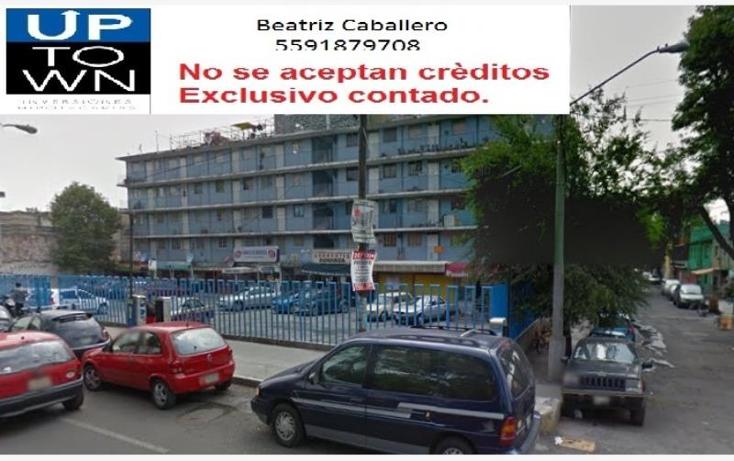 Foto de departamento en venta en  000, pasteros, azcapotzalco, distrito federal, 1688368 No. 02