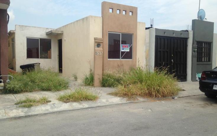 Foto de casa en venta en  000, residencial terranova, juárez, nuevo león, 783811 No. 01