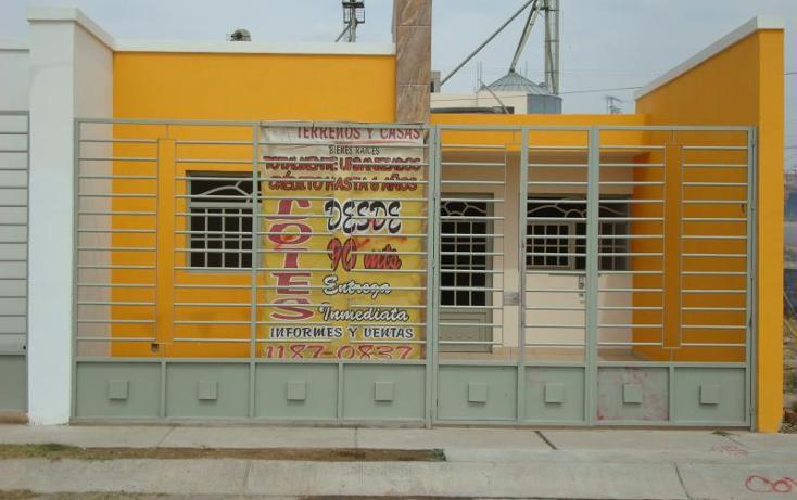 Foto de casa en venta en nicolás bravo 000, san gaspar de las flores, tonalá, jalisco, 780155 No. 01