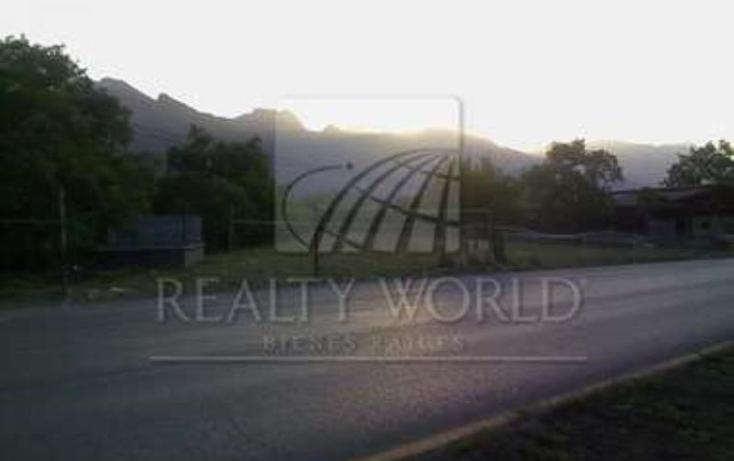 Foto de terreno habitacional en venta en  000, san pedro el álamo, santiago, nuevo león, 482169 No. 01