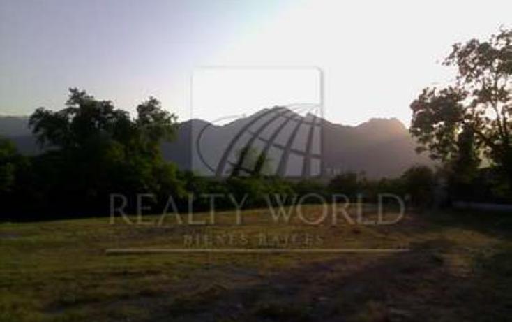 Foto de terreno habitacional en venta en  000, san pedro el álamo, santiago, nuevo león, 482169 No. 03