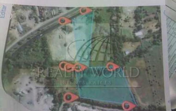 Foto de terreno habitacional en venta en  000, san pedro el álamo, santiago, nuevo león, 482169 No. 06