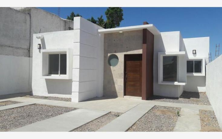 Foto de casa en venta en  000, santa mar?a, la paz, baja california sur, 1848620 No. 01