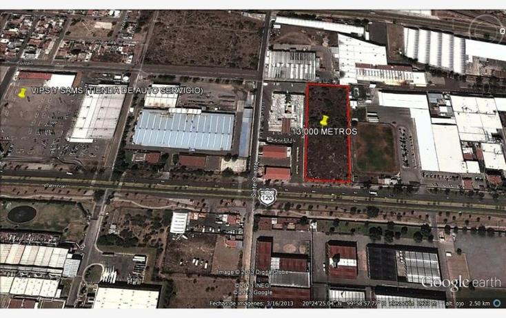 Foto de terreno comercial en venta en  000, valle de oro, san juan del r?o, quer?taro, 1105445 No. 02
