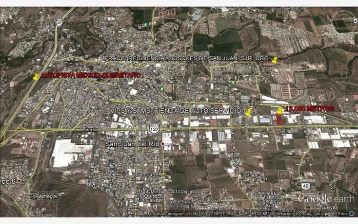 Foto de terreno comercial en venta en  000, valle de oro, san juan del r?o, quer?taro, 1105445 No. 03
