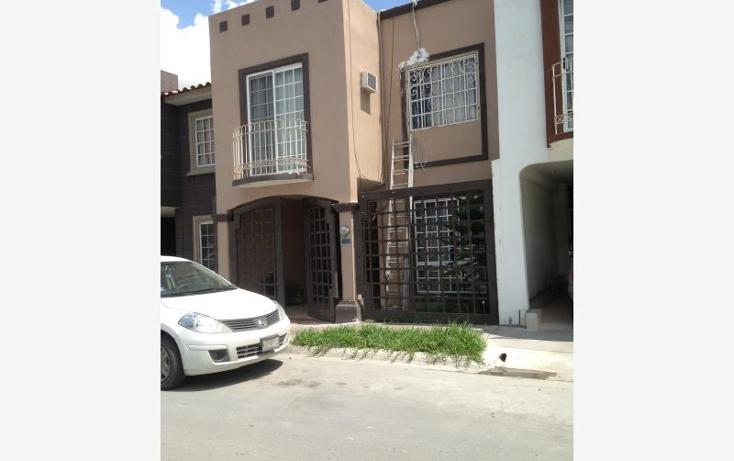 Foto de casa en venta en  000, valle de san miguel, apodaca, nuevo león, 2010506 No. 01