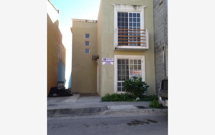 Foto de casa en venta en  000, valle de san miguel, apodaca, nuevo león, 860115 No. 01