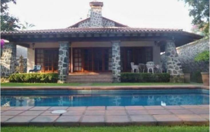 Foto de casa en venta en  000, vista hermosa, cuernavaca, morelos, 1614908 No. 01