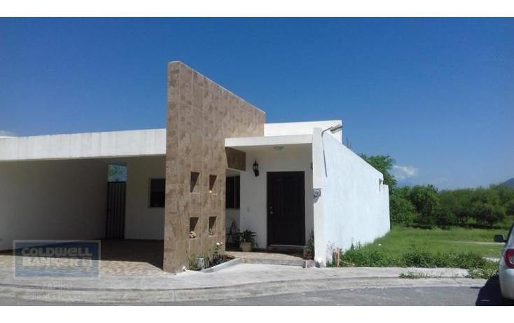 Foto de casa en venta en  0000, alfonso martinez dominguez, allende, nuevo león, 1968451 No. 01