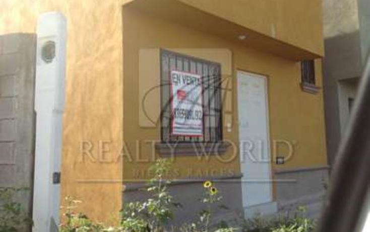 Foto de casa en venta en  0000, balcones de zirandaro, juárez, nuevo león, 1408351 No. 03