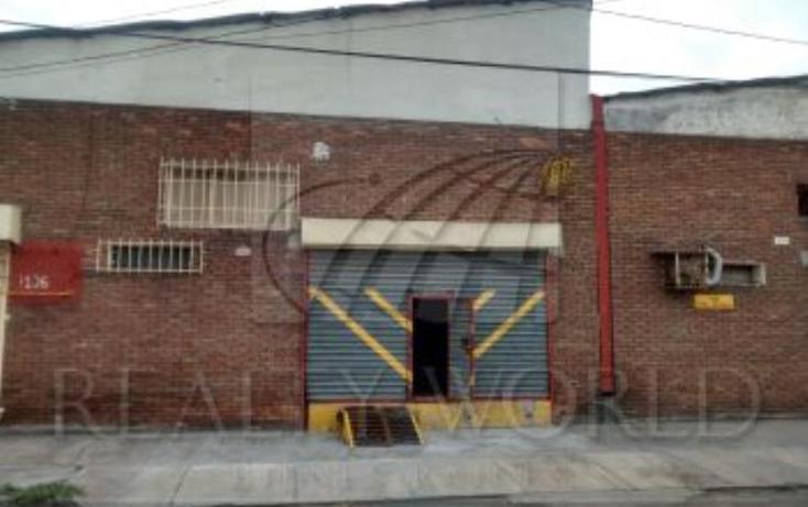Foto de bodega en renta en  0000, barrio del prado, monterrey, nuevo le?n, 1361719 No. 01