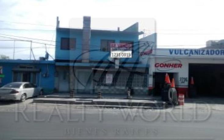 Foto de casa en venta en  0000, churubusco, monterrey, nuevo león, 1798174 No. 01