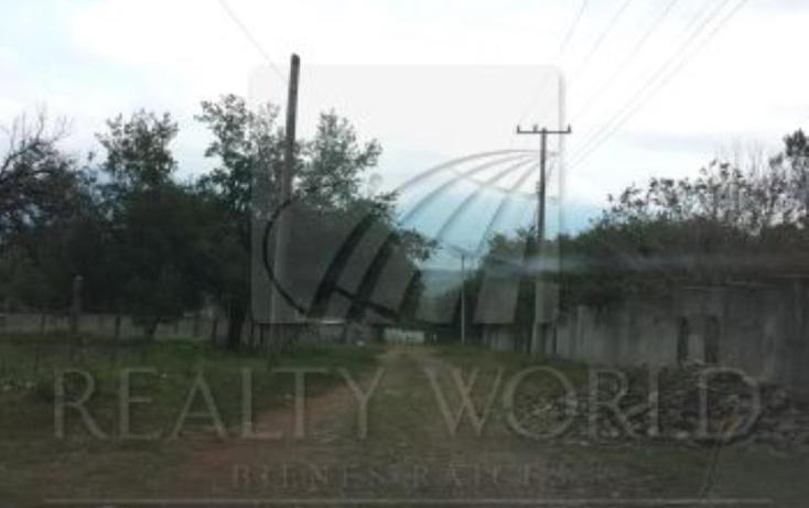 Foto de terreno habitacional en venta en  0000, cieneguilla, santiago, nuevo león, 988337 No. 01