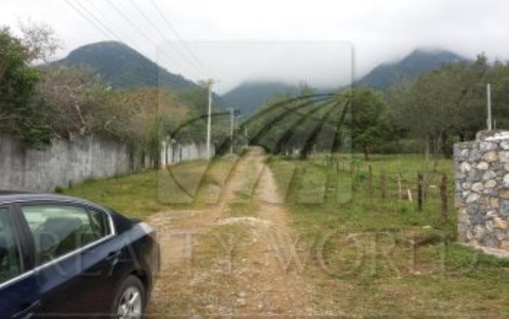Foto de terreno habitacional en venta en  0000, cieneguilla, santiago, nuevo león, 988337 No. 06