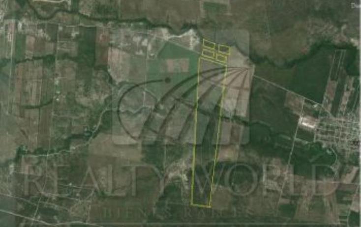 Foto de terreno industrial en venta en  0000, dulces nombres, pesquería, nuevo león, 1496943 No. 01