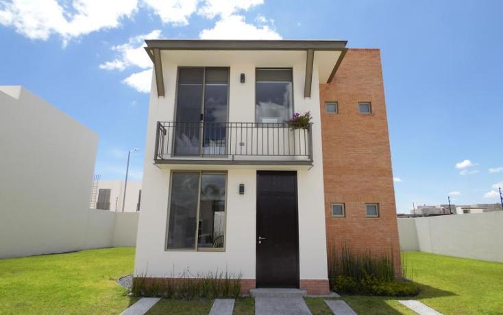 Foto de casa en venta en  0000, el pueblito centro, corregidora, querétaro, 1306581 No. 01